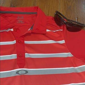😎OAKLEY Polo Style Shirt